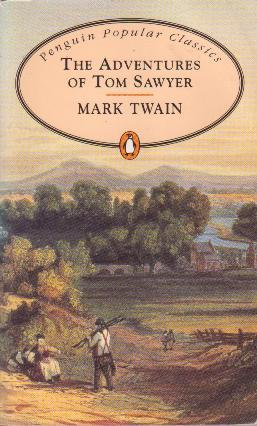 a literary analysis and a review of the adventures of tom sawyer by mark twain Literary analysis on mark twain's writing literary analysis on mark twain's writings literary analysis on mark twain's writings introduction mark twain is best known as the author of the american novel adventures of huckleberry finn (1884).